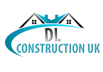Business cards for building company dl construction uk ltd colourmoves