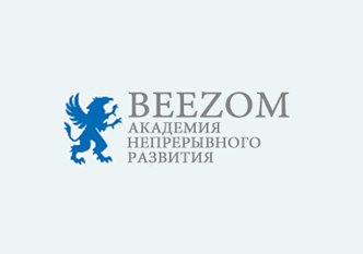 "Website redesign for distance learning academy ""Beezom"""