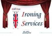 BillDen - ironing services.